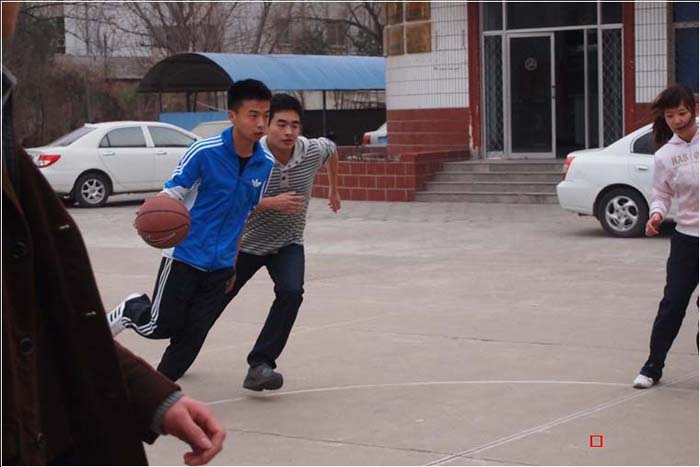 ESLI学生篮球比赛